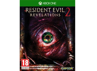 Resident Evil Revelations 2 - Xbox One Game gaming   παιχνίδια ανά κονσόλα   xbox one