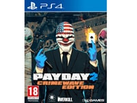 Payday 2 Crimewave Edition - PS4 Game