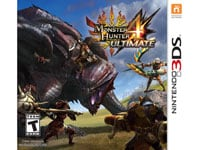 Monster Hunter 4 Ultimate - 3DS/2DS Game