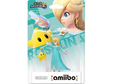 Φιγούρα Rosalina (Rosseta & Chiko) - Nintendo Amiibo Super Smash Bros gaming   αξεσουάρ κονσολών   ps3    φιγούρες παιχνιδιού