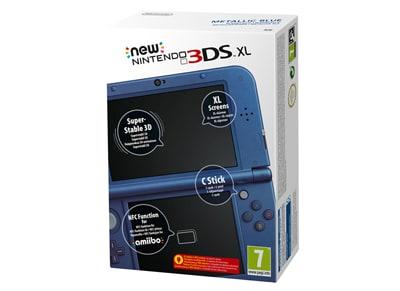 New Nintendo 3DS XL - Μπλε