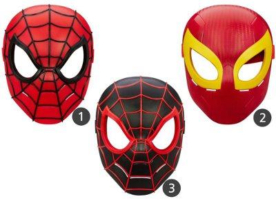 Spider-Man μάσκα (1 τεμάχιο)