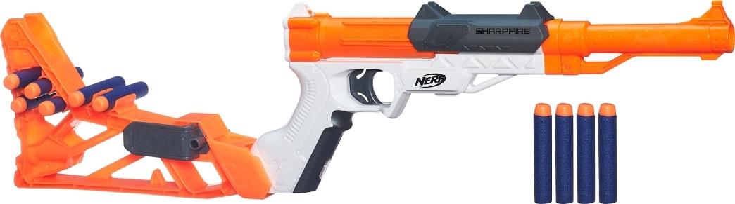Εκτοξευτής Nerf N-Strike Elite Sharpfire