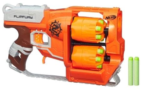 Εκτοξευτής Nerf Zombie Strike Flipfury