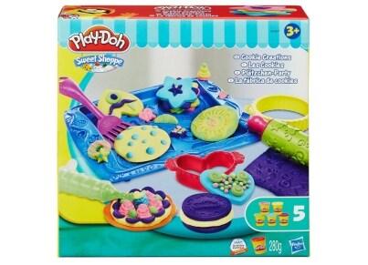 Play-Doh Μπισκοτο-δημιουργός