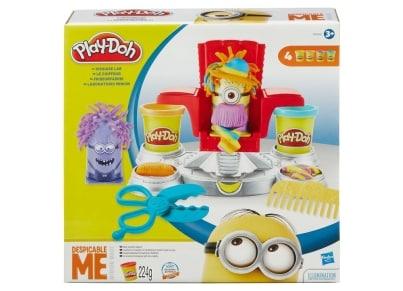 Play-Doh Minions Κουρείο