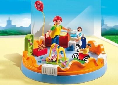 PLAYMOBIL 5570 Baby Παιδική Χαρά