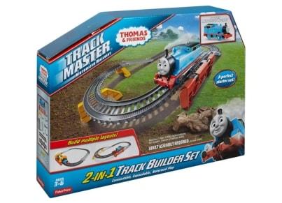 Τόμας το Τρενάκι - Σιδηρόδρομος 2 Σε 1 (CDB57)