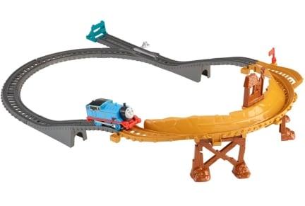 Τόμας το Τρενάκι - Μηχανοκίνητο Τρενάκι Gator Περιπέτεια Στη Γέφυρα (CDB59)