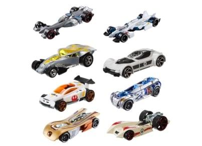 Hot Wheels Star Wars Αυτοκινητάκια - 1 τεμάχιο (CJY04)