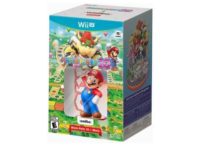 Mario Party 10 Limited Amiibo Edition - Wii U Game gaming   παιχνίδια ανά κονσόλα   wii u