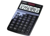 Αριθμομηχανή Γραφείου Just  Desk Casio 10-JW-200TW-BK Μαύρο