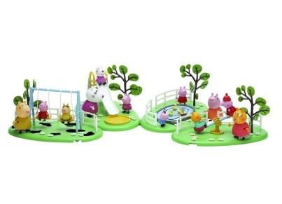 Παιδική Χαρά - Σετ Παιχνιδιού Πέππα (GPH05329/GR)
