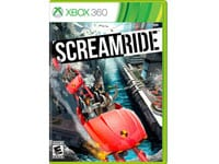 ScreamRide - Xbox 360 Game