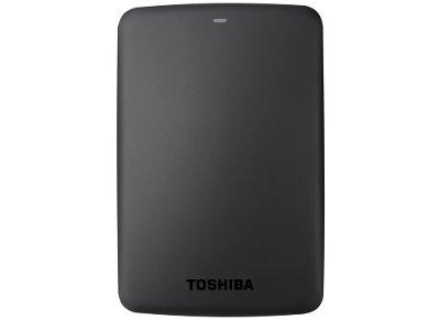 """Εξ. σκληρός δίσκος Toshiba Canvio Basics HDTB305EK3AA 500GB 2.5"""" USB 3.0 Μαύρο"""