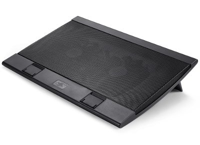 "Βάση Laptop Cooler Deepcool 17"" Wind Pal FS Μαύρο"
