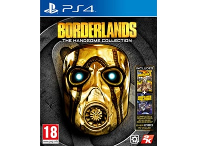 Borderlands The Handsome Collection - PS4 Game gaming   παιχνίδια ανά κονσόλα   ps4