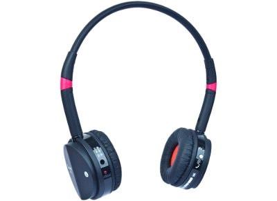 Ασύρματα Ακουστικά Κεφαλής Gembird BHP-001 Μαύρα
