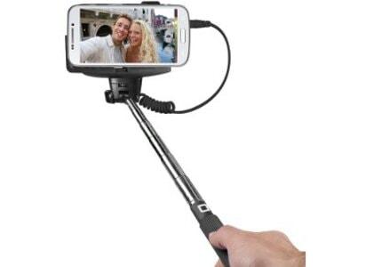 Selfie Stick - SBS Telescopic Selfie Μαύρο TESELFISHAFT