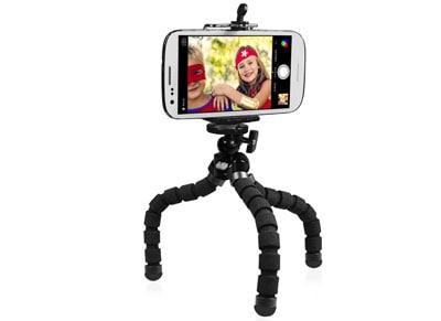 SBS Selfie Stand Εύκαμπτο Τρίποδο TETRIPODSNK - Universal