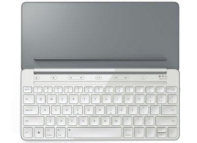 Microsoft Universal Mobile Keyboard - Πληκτρολόγιο για tablet - Γκρι