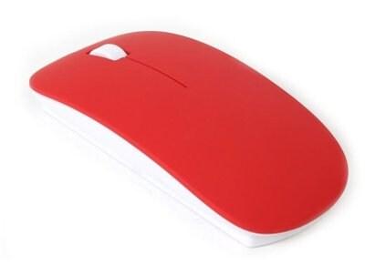 Omega Optical Wireless 42597 - Aσύρματο Ποντίκι - Κόκκινο