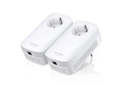 Powerline TP-Link TL-PA8010P Kit - 1200Mbps