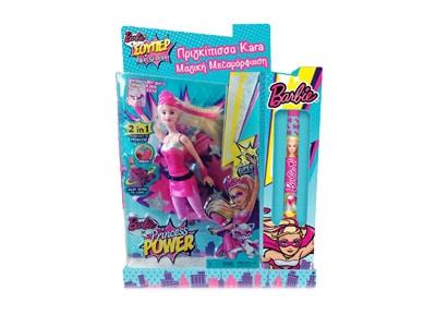 Barbie Πριγκίπισσα Κάρα-Μαγική Μεταμόρφωση