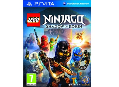 LEGO Ninjago - Shadow of Ronin PS Vita Game gaming   παιχνίδια ανά κονσόλα   ps vita