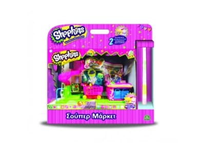 Λαμπάδα Shopkins Super Market (GPH081LK)