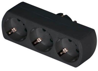 Πολύπριζο 3 Θέσεων SAS PowerStrip 100-15-121