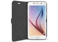 Θήκη Samsung Galaxy S6 - SBS Bookfit TEBOOKFITSAS6K Μαύρο