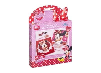 Δημιουργία Καρτών Minnie Sparkle Cards