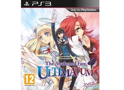 The Awakened Fate Ultimatum - PS3 Game gaming   παιχνίδια ανά κονσόλα   ps3