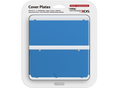 New Nintendo 3DS Coverplate - Μπλε