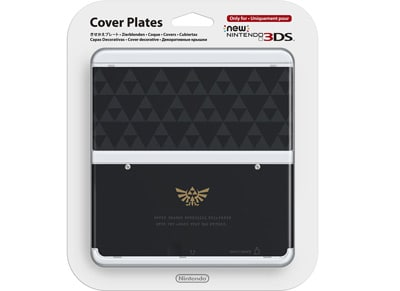 New Nintendo 3DS Coverplate - Zelda