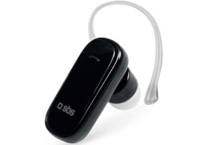 Bluetooth SBS Headset TE0CBH80K Μαύρο