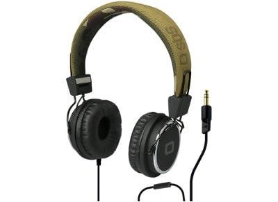Ακουστικά Κεφαλής SBS Studio Mix DJ Pro Πράσινο