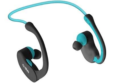 Ασύρματα Ακουστικά SBS Sport Runway Evolution Μαύρο