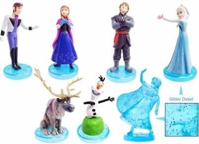 Μίνι Κούκλα Frozen (1 Τεμάχιο)