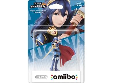 Φιγούρα Lucina - Nintendo Amiibo Super Mario gaming   αξεσουάρ κονσολών   ps3    φιγούρες παιχνιδιού