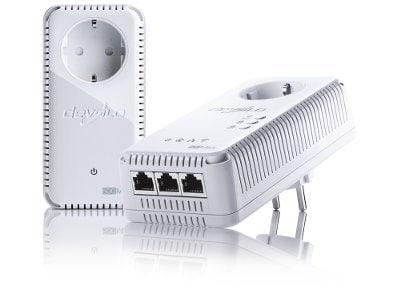 Powerline Devolo dLAN 500 AV WiFi Kit 1918 - 500Mbps