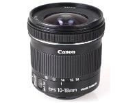 Canon Lens EF-S 10-18mm f/4.5-5.6 - Φωτογραφικός Φακός