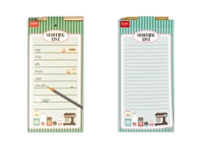 Σημειωματάριο Μαγνητικό Legami Shopping List - 1 τεμάχιο (MNP0014)