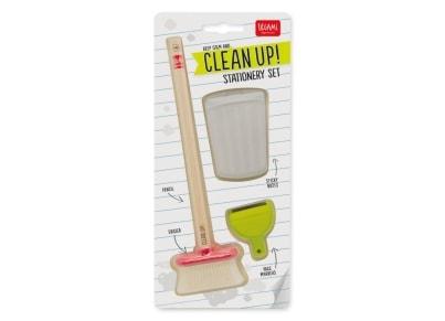 Σετ Γραφικής Ύλης Legami Clean Up (CLEAN0001)