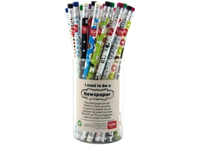 Μολύβι Legami Recycled Newspaper (1 τεμάχιο)