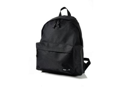 Τσάντα Πλάτης Coolbee Μαύρη Με Έξτρα Ενίσχυση