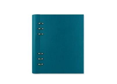 Σημειωματάριο Α5 με Κρίκους Filofax Μπλε Petrol
