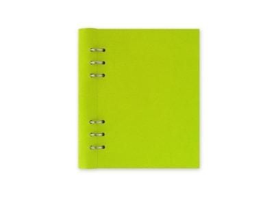 Σημειωματάριο Α5 με Κρίκους Filofax Ανοικτό Πράσινο