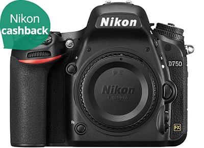 DSLR Nikon D750 Body - Μαύρο